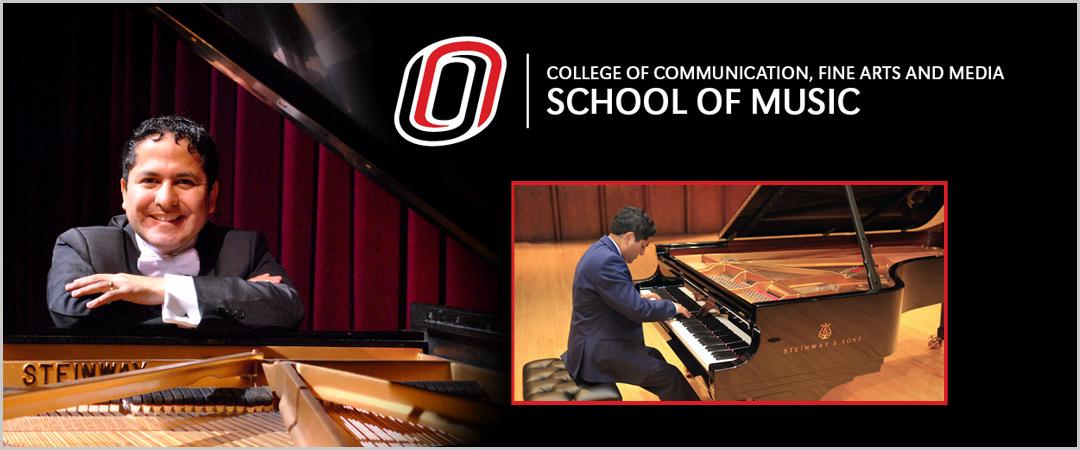 Washington Garcia: UNO School of Music
