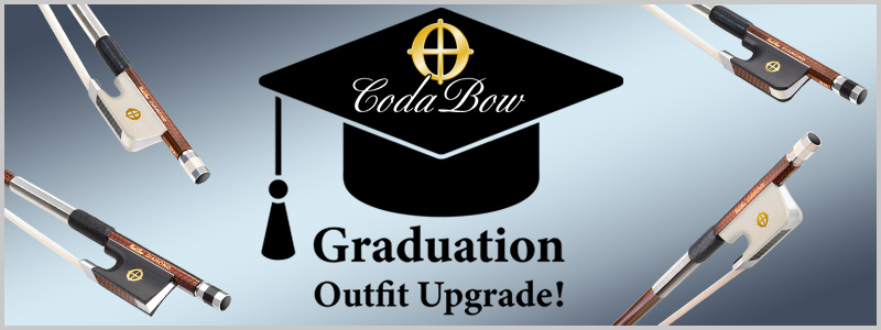 CodaBow Outfit Upgrade Offer: Graduate to a GX!