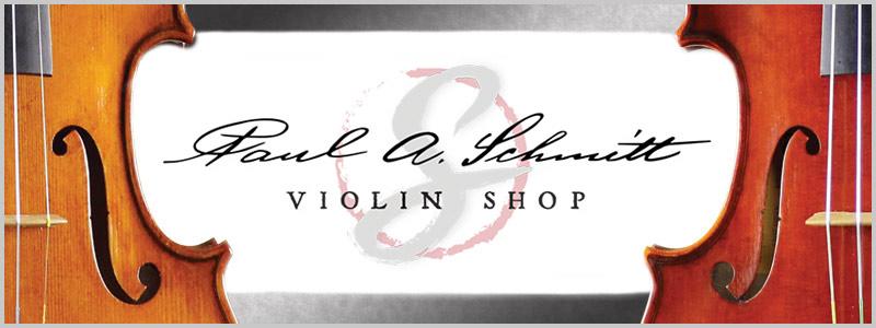 Schmitt Music Violin Shop